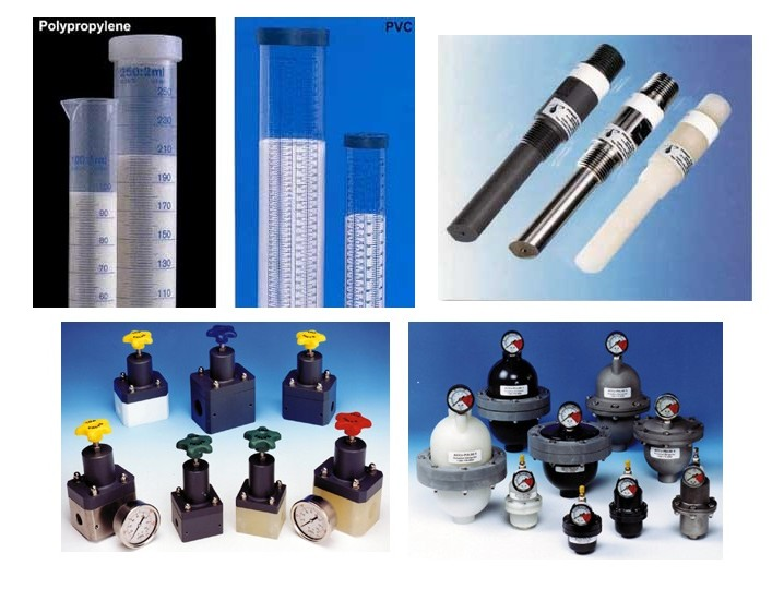 Calibration Cylinders, Injection Quills, Back Pressure Valves, Pulsation Dampeners