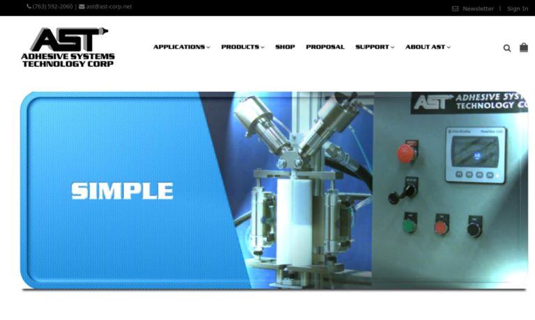 Adhesive Systems Technology Corporation
