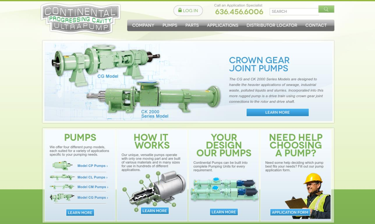 Continental Pump Company, Inc.