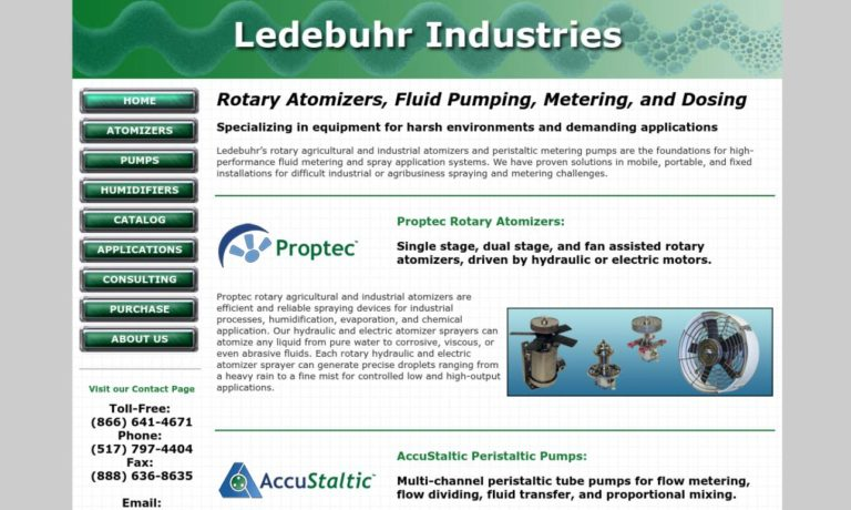 Ledebuhr Industries, Inc.