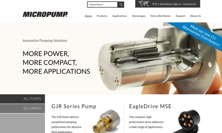Micropump®, Inc.