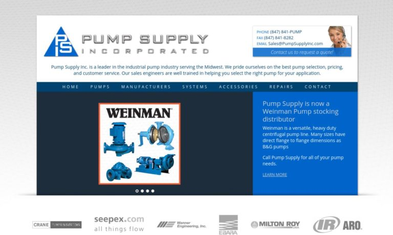 Pump Supply Inc.
