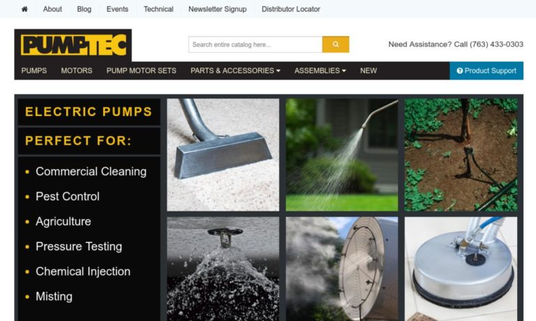 Pumptec, Inc.