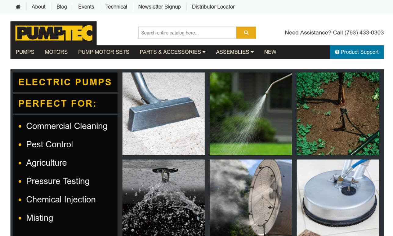 Pumptec, Inc.