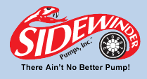 Sidewinder Pumps, Inc. Logo